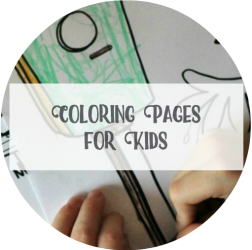 Arts & Crackers Category Coloring Pages for Kids
