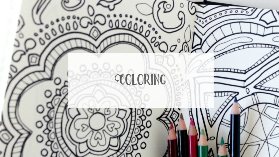 Arts & Crackers Coloring Category
