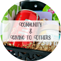 Arts & Crackers Category Community and Giving to Others