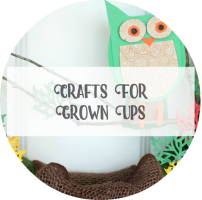 Arts & Crackers Category Crafts for Grownups