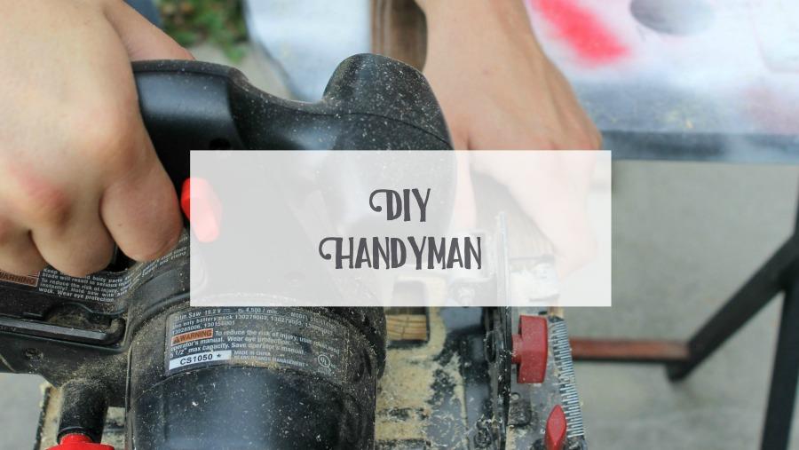 Arts & Crackers DIY Handyman Category