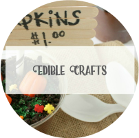 Arts & Crackers Category Edible Crafts