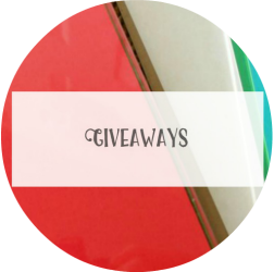Category: Giveaways