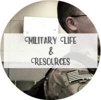 Arts & Crackers Category Military Life and Resources