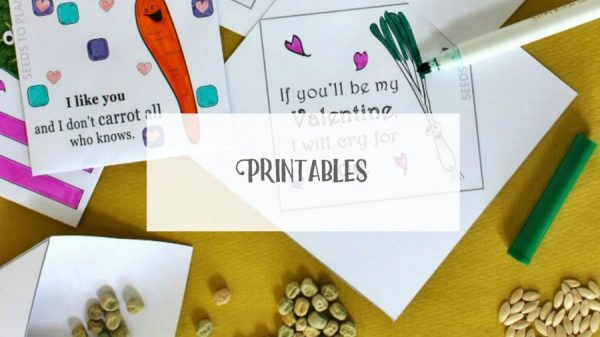 Arts & Crackers Printables Category