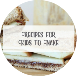 Arts & Crackers Category Recipes for Kids to Make artscrackers.com