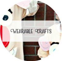 Arts & Crackers Category Wearable Crafts