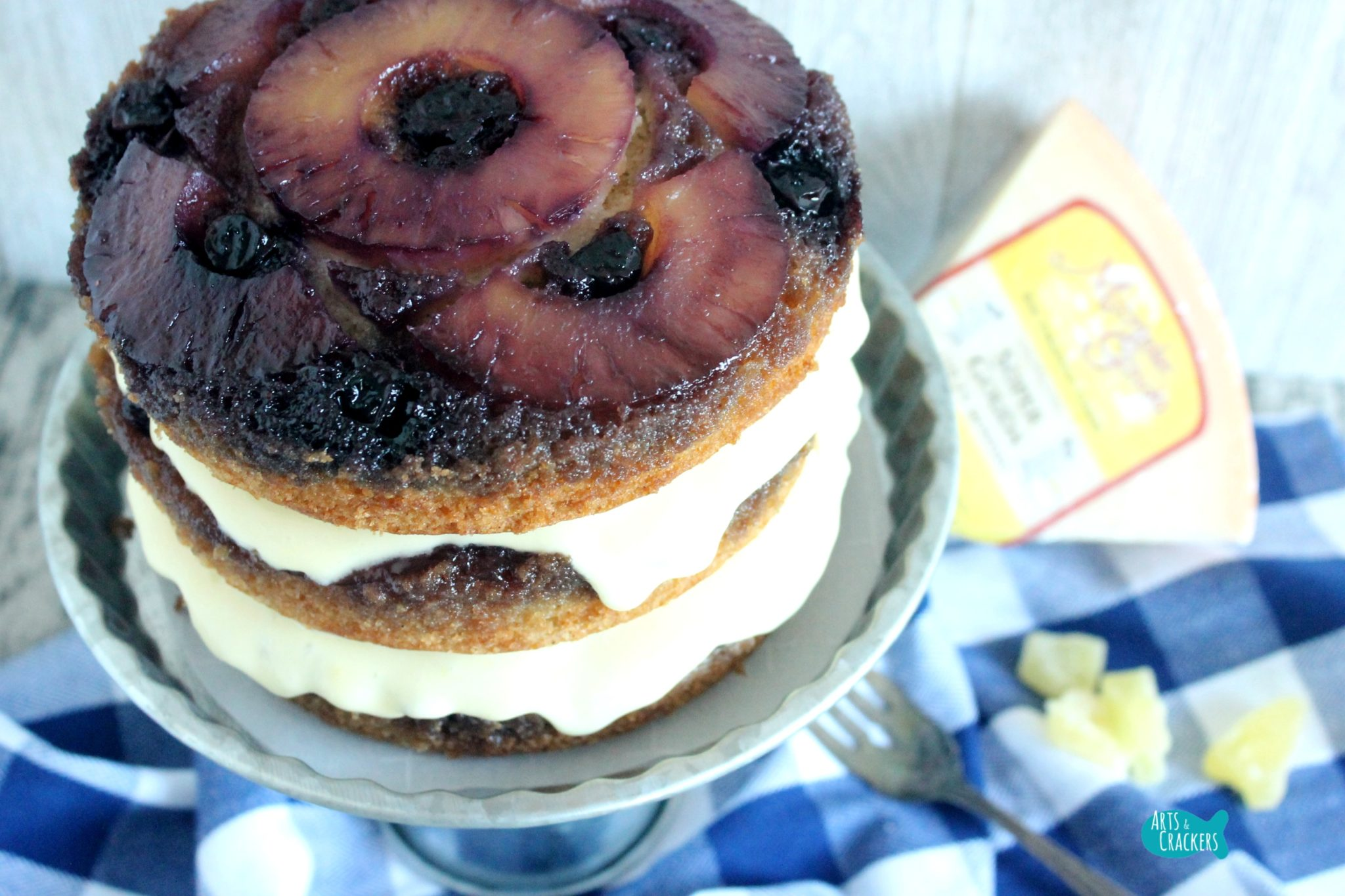 How To Freeze Pineapple Upside Down Cake