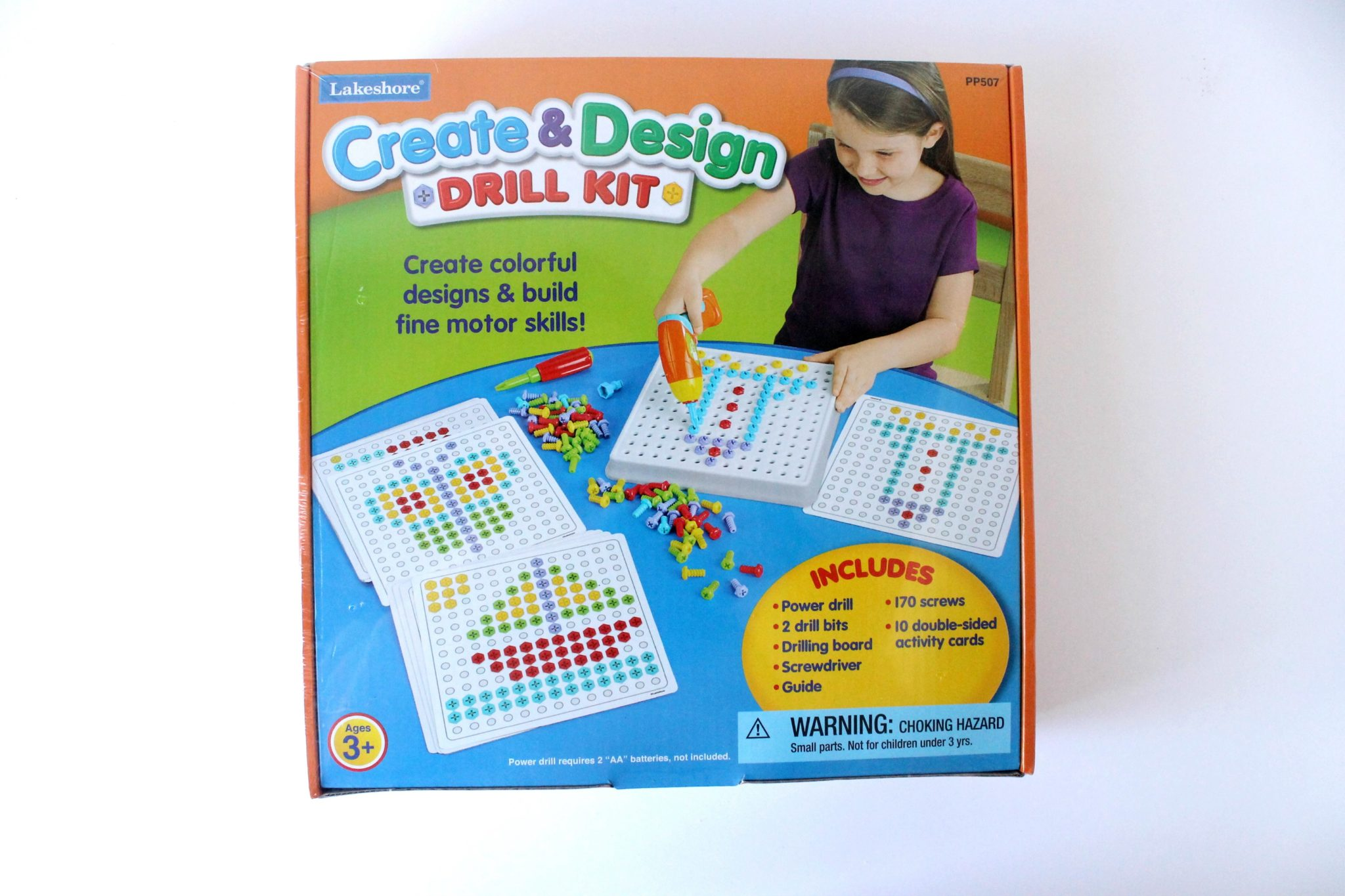 Lakeshore Classroom Design Tool ~ Holiday gift guide for kids arts crackers