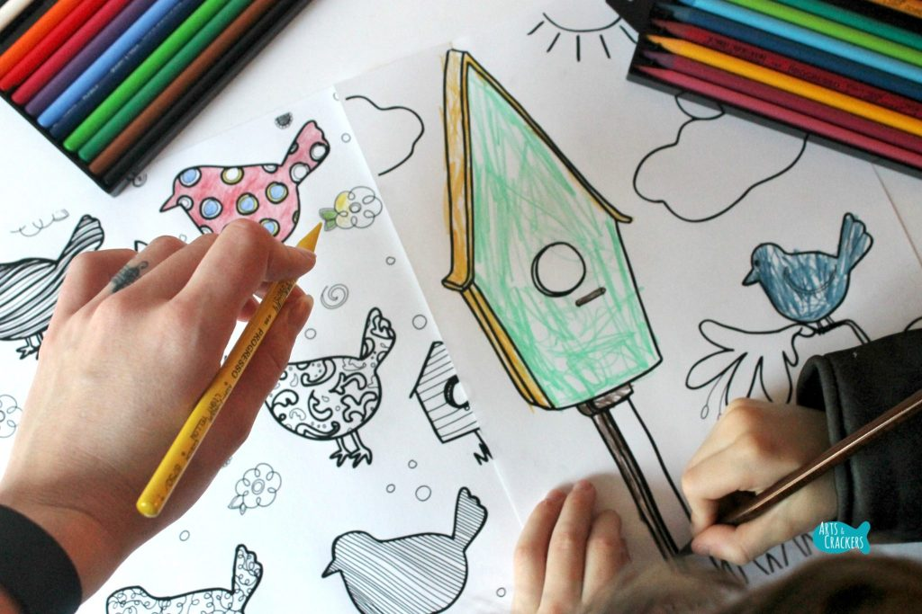 Let's Color Together New Coloring Book Release