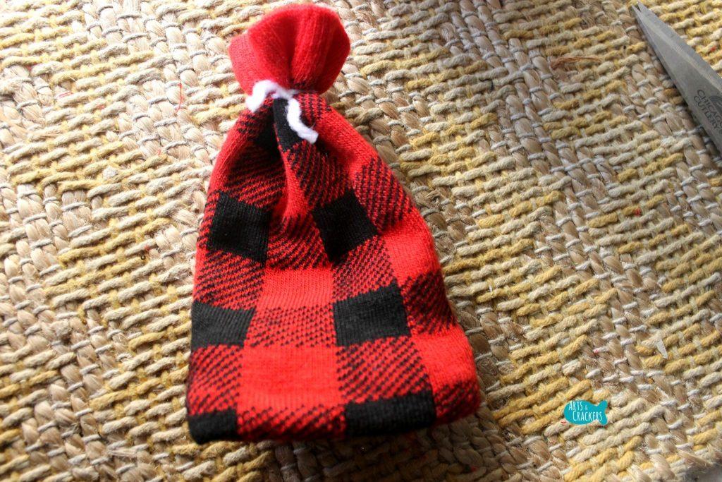 Cute Snowman Yarn 6