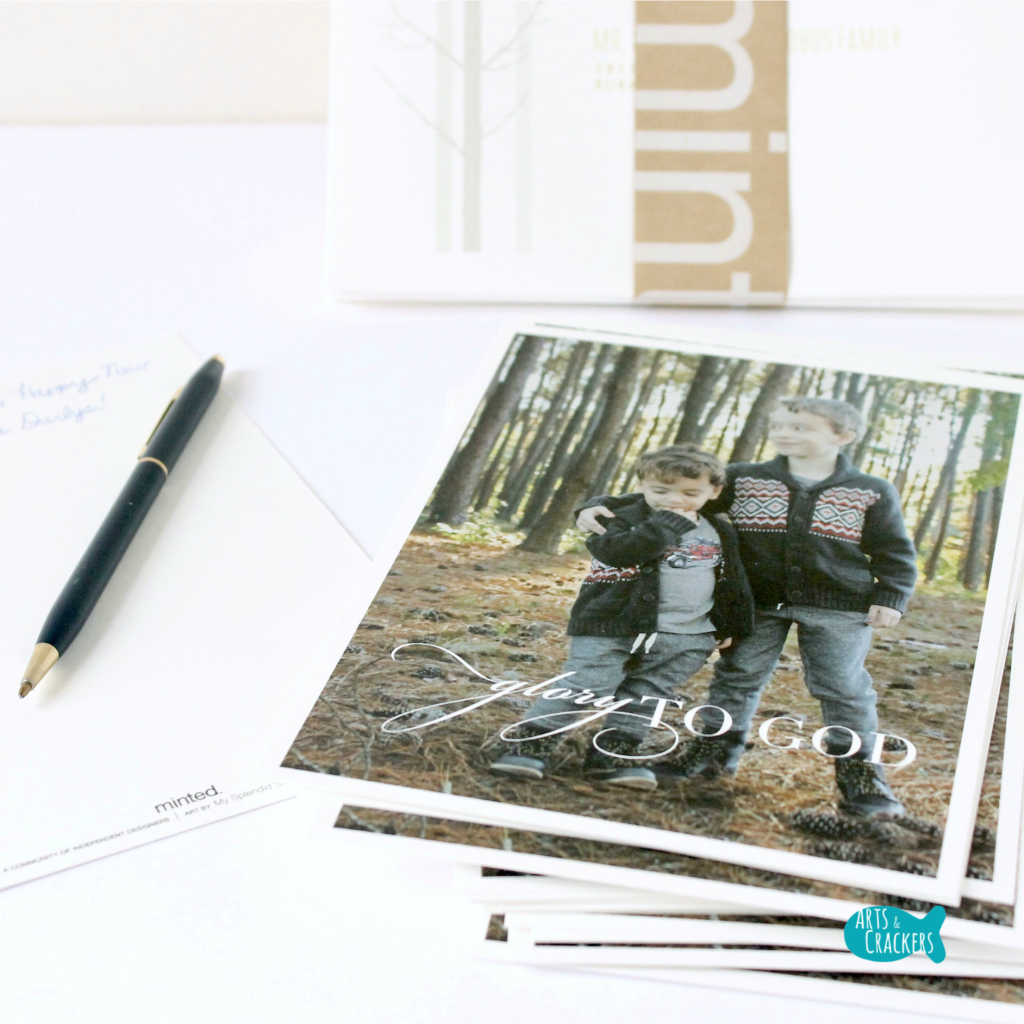 Tips for Sending Christmas Cards Square