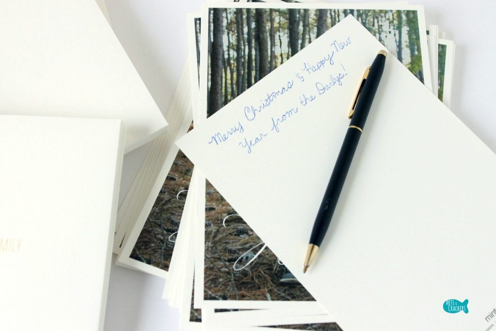 Tips for Sending Christmas Cards Note