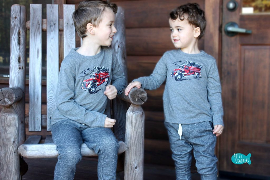 Cute Winter Outfits for Kids Long