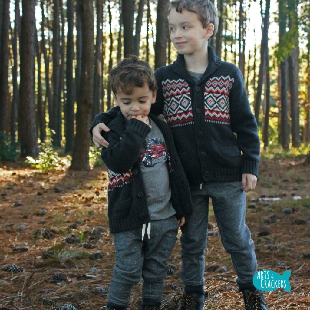 Cute Winter Outfits for Kids Square