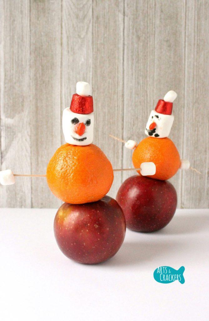 Stocking Stuffer Snowman Building Winter STEAM Activity Long 2