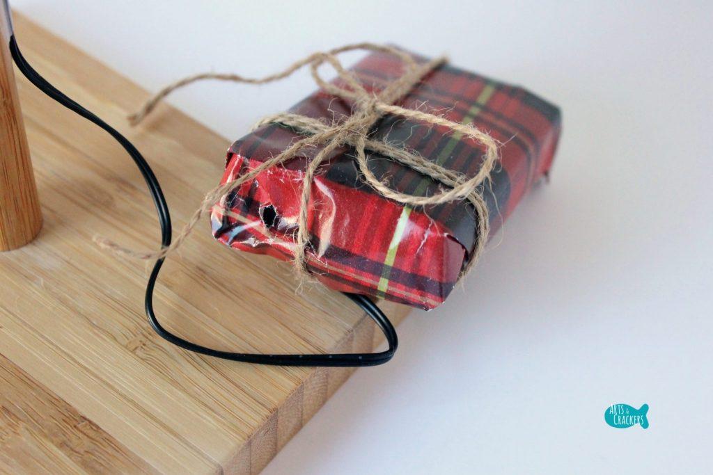 DIY Yarn Christmas Tree 4