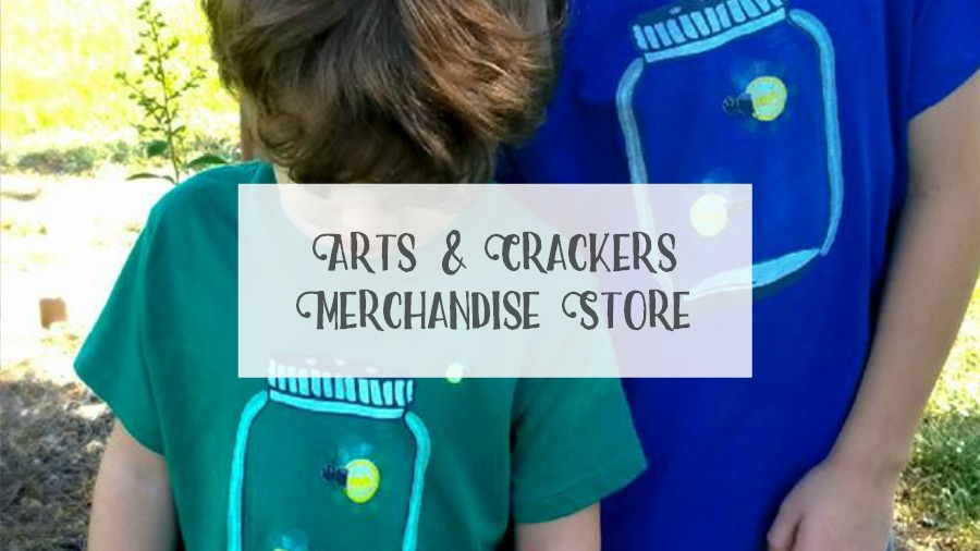 Arts & Crackers Merchandise Store