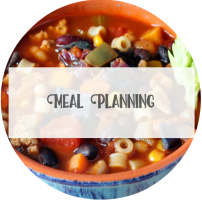 Arts & Crackers Category Meal Planning
