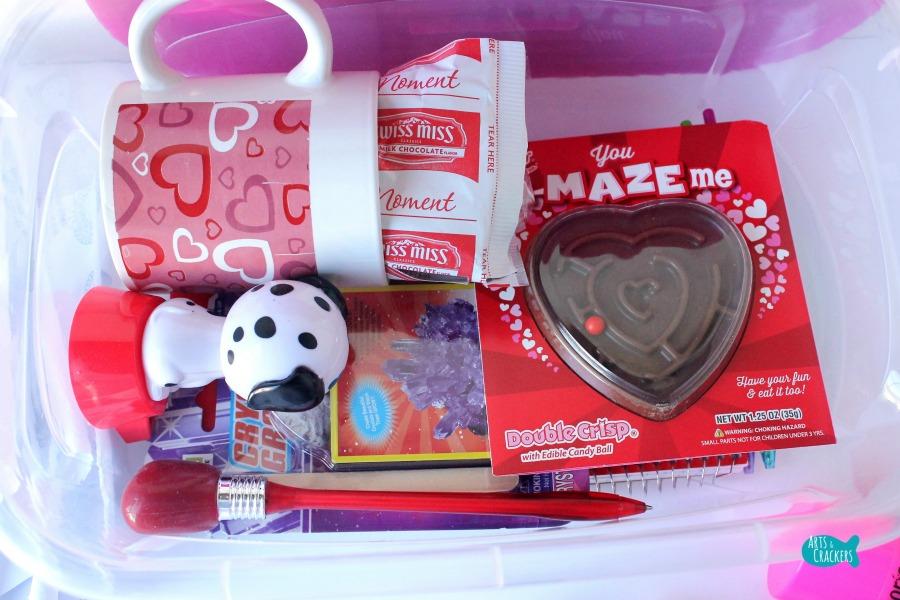 Heart Box Valentine's Day Gift for Kids 1