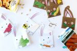 Printable Bunny Seed Packet Envelopes for Easter or Spring
