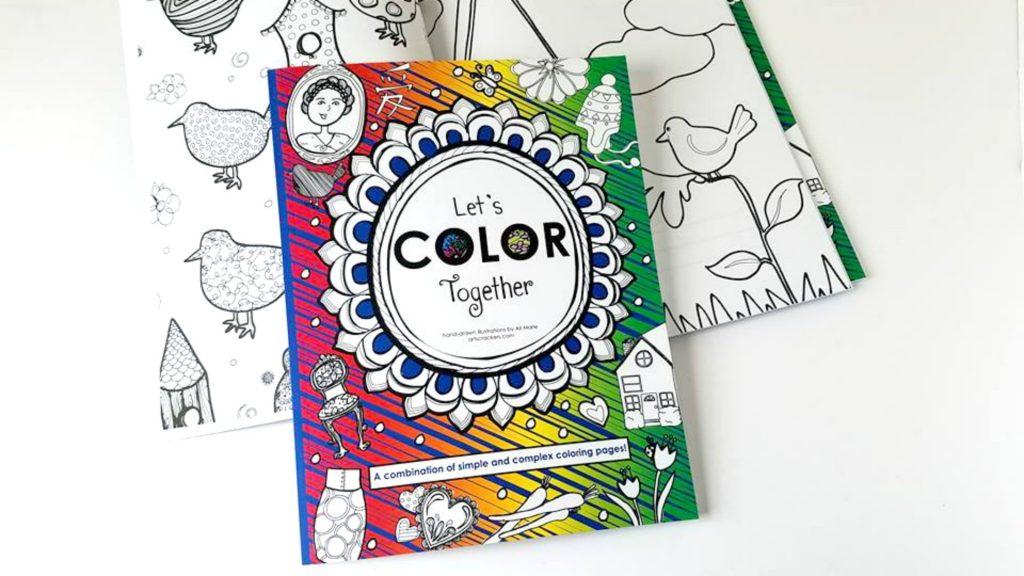 Lets Color Together Video Snapshot YouTube