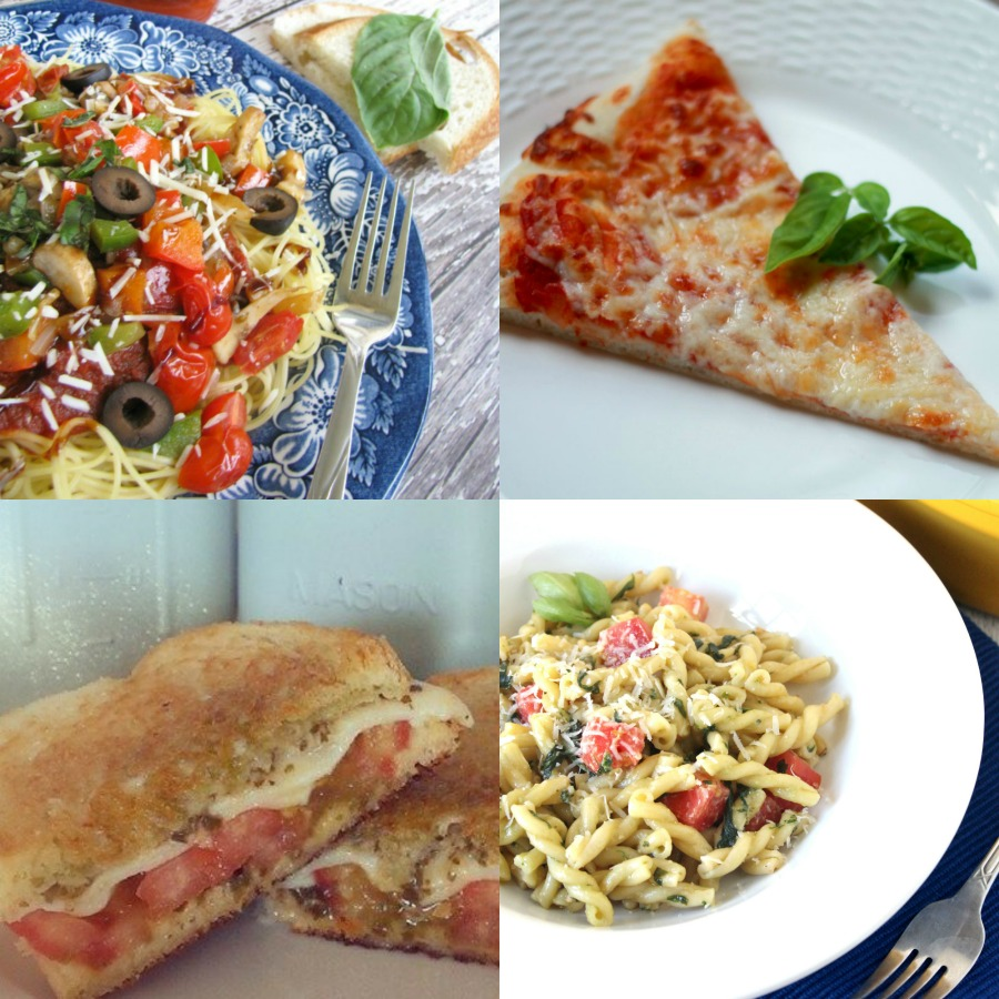 Italian-Inspired Meal Plan Square
