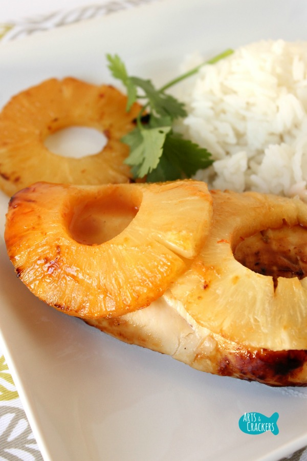 Easy Hawaiian Chicken Quick Dinner Long