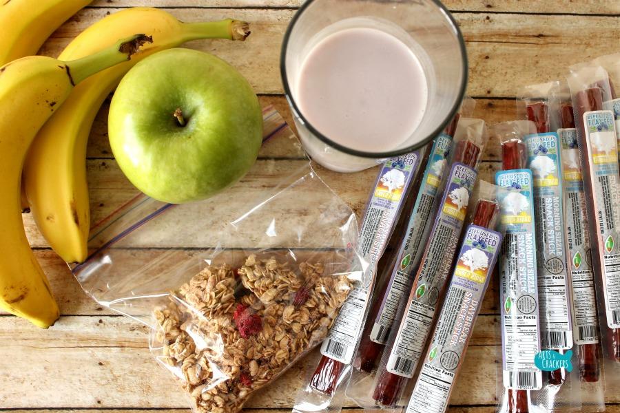 Grab & Go Breakfast Kits 1