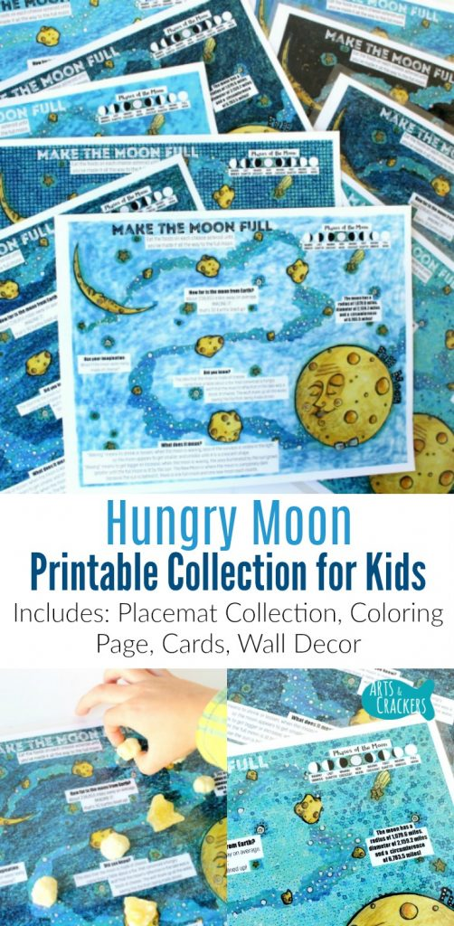 Hungry Moon Printable Collection