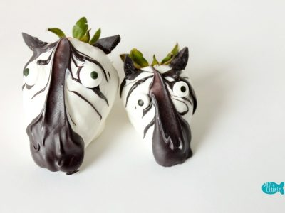 Zebra Chocolate Covered Strawberries Cover