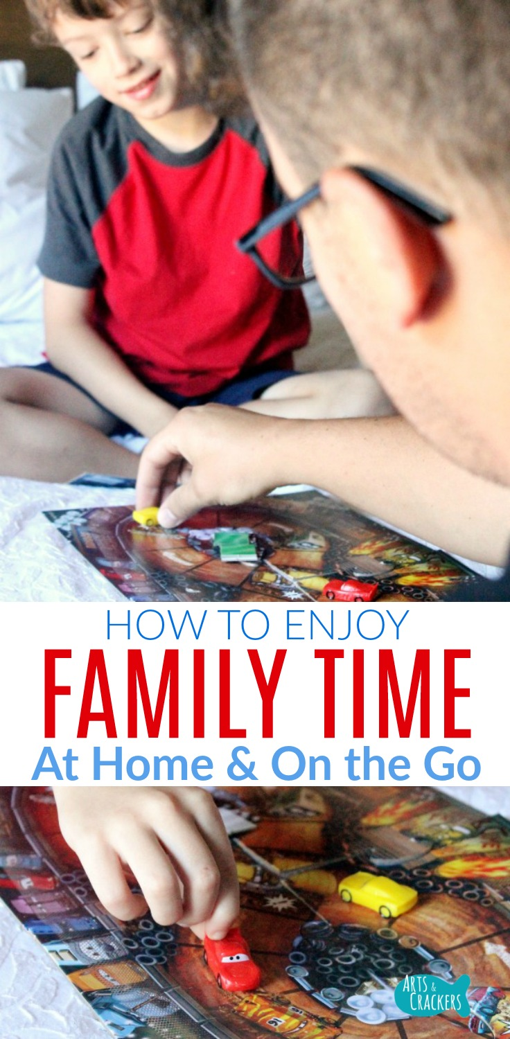 Family time is important, so make it a priority, whether you are at home or on the go. Get the most out of your family time with these tips.