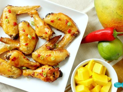 Chili Mango Chicken Wings Cover 2