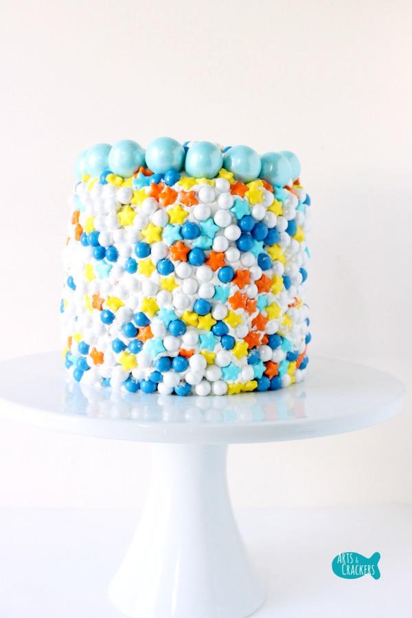 Sweet Dreams Layer Cake Long