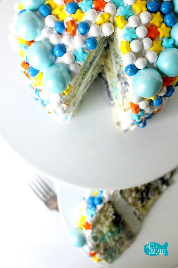 Sweet Dreams Layer Cake Top Long
