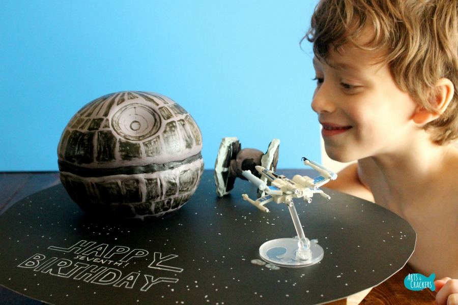 Death Star Cake Birthday