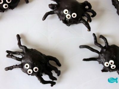 Oreo Spider Cookies Web Cover