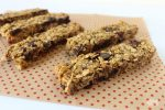 Protein-Packed Chewy Peanut Butter Chocolate Chip Granola Bars Recipe