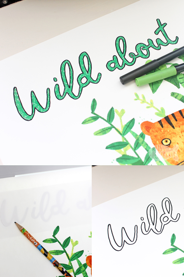 Jungle Book Nook Minted Art Modifications