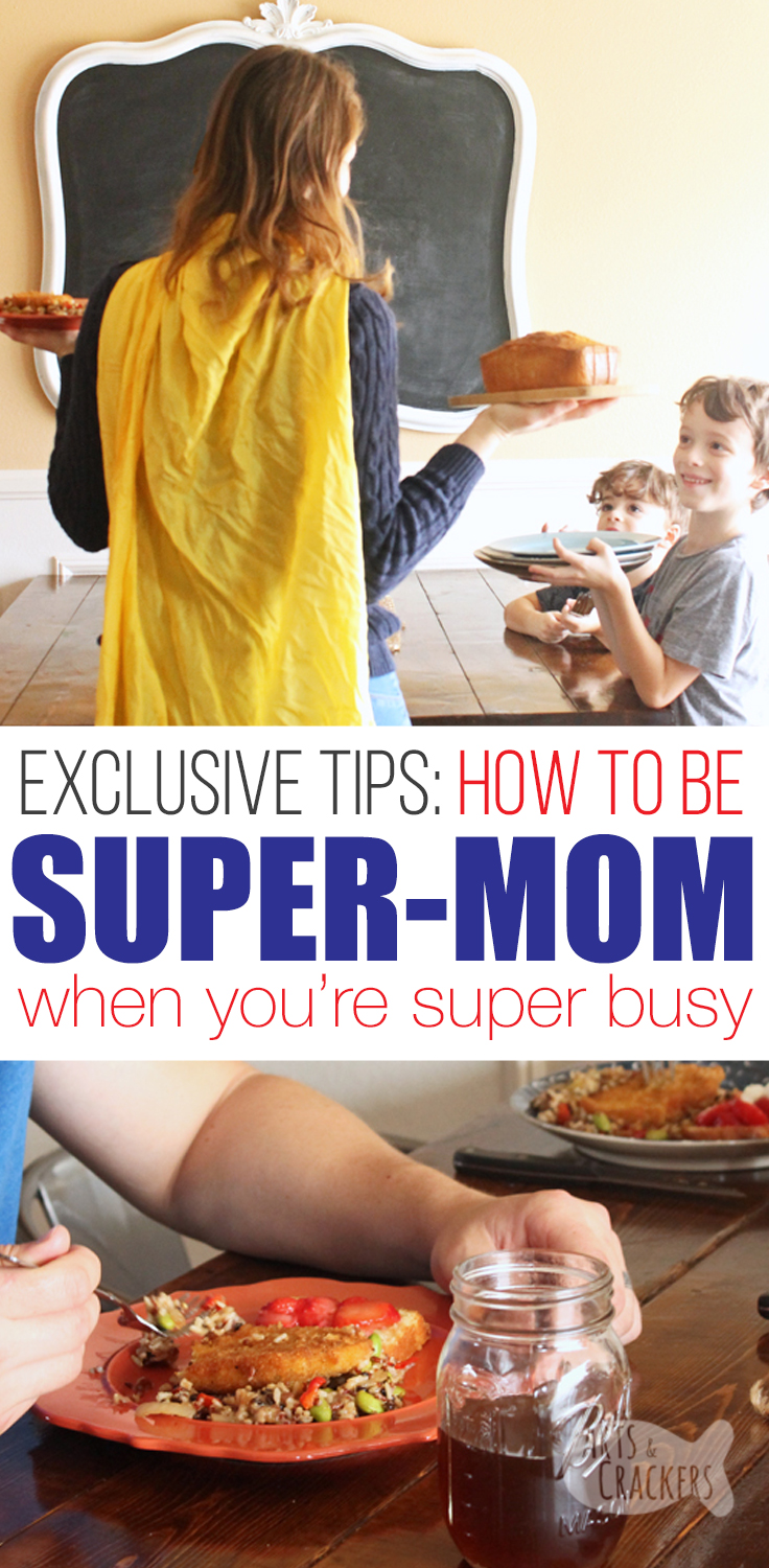 In a time where parenting is hard, you can be a Super Mom with these tips | Parenting | Motherhood | Homemaking | Life Hacks | Motherhood Hacks | Healthy Living | Sanity Savers | #motherhood #supermom #homemaking #parenthood #familydinner #dinnerideas #motherhoodsimplified #motherhoodunplugged #reallife #motherhoodtips #tipsandtricks #savingsanity
