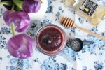 """Mission Nutrition"" Loaded Dairy-Free Blueberry Smoothie Recipe"
