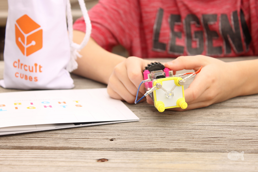 Exploring Circuits Circuitry Stem Building Activity For Kids