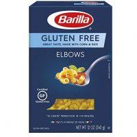 Barilla Gluten Free Pasta, Elbow, 12 Ounce
