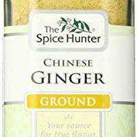 The Spice Hunter Ginger, Chinese, Ground, 1.6-Ounce Jar