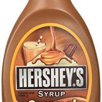 Hershey's Caramel Syrup Bottle