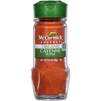McCormick Gourmet Organic Red Pepper Cayenne