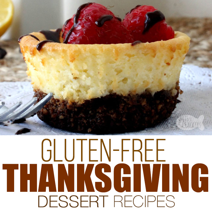 Delicious Gluten Free Thanksgiving Recipes For Every Course