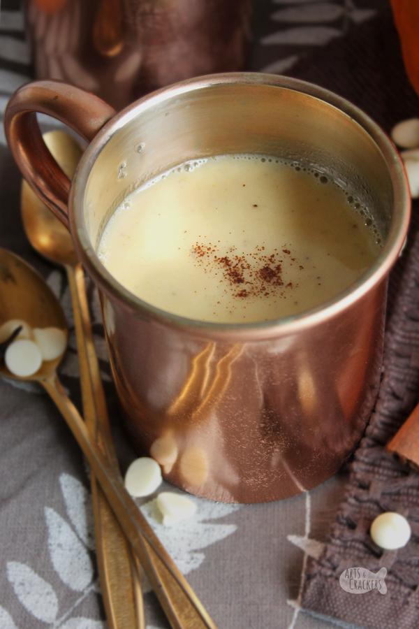 Gluten Free Pumpkin Pie Hot Chocolate Recipe Fall