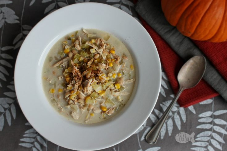 Gluten-Free White Turkey Chili Recipe