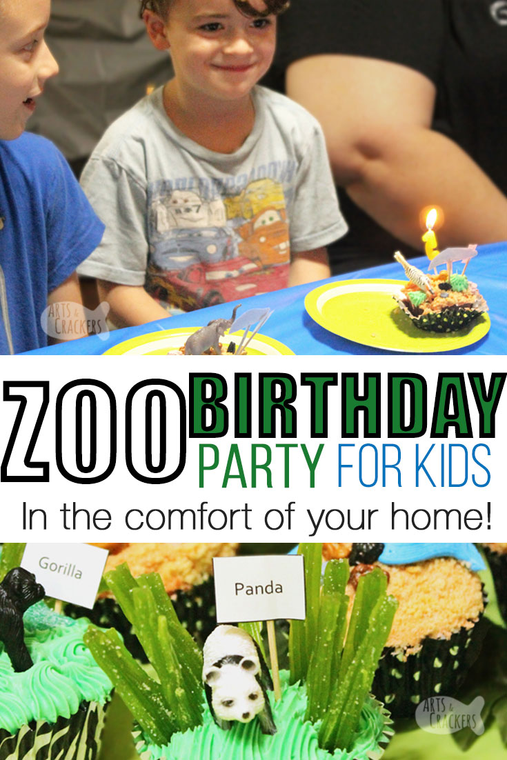 Host a zoo birthday party at your home with these zoo party ideas | zoo-themed party | animal party | zoo party at home | birthday parties for kids | kid party ideas | zoo birthday | party ideas for animal lovers | zoo party plans | zoo party theme | birthday parties at home #zoo #birthdayparty #partyplanner #partyideas